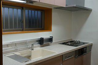住宅設備工事例